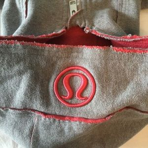 Lululemon Special Edition Hoodie Jacket Scuba Grey